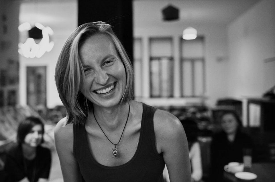 Latający Krąg – Magda Bębenek