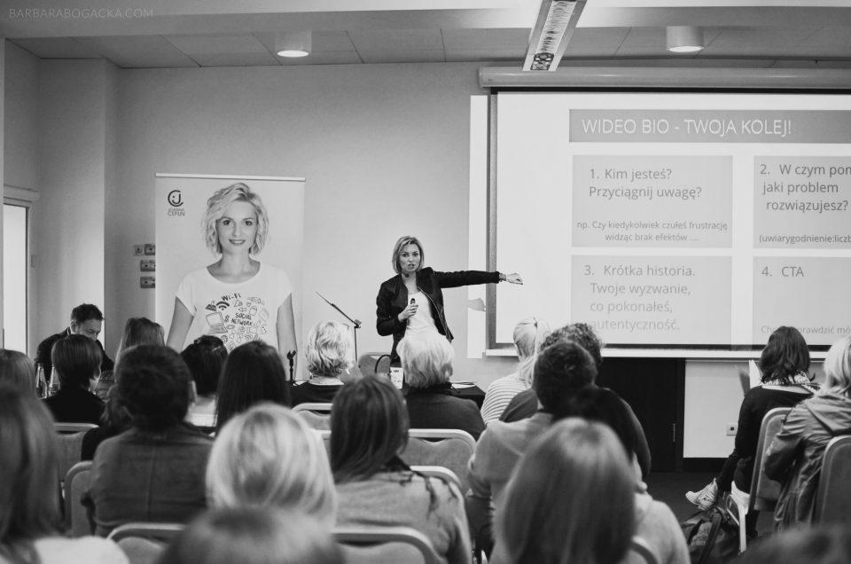 Ty & Twoja marka Online – Joanna Ceplin w Krakowie