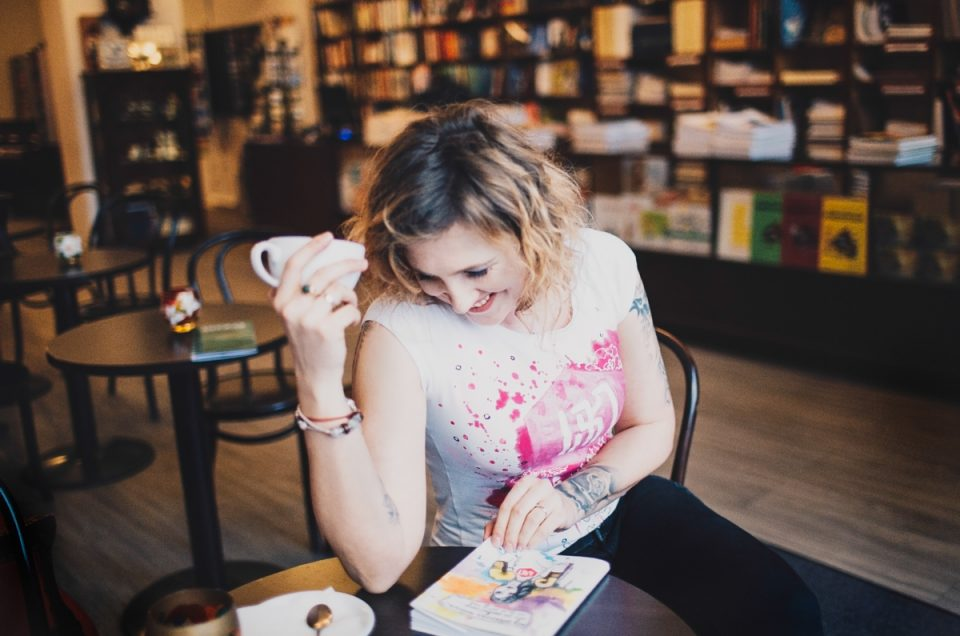 Sesja biznesowa – Magda Krzysztoporska czyli Motywacyjny Przyjaciel