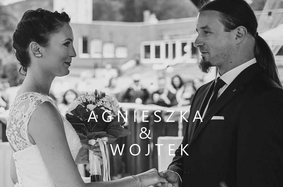 Zabezpieczony: Ślub Agnieszki i Wojtka