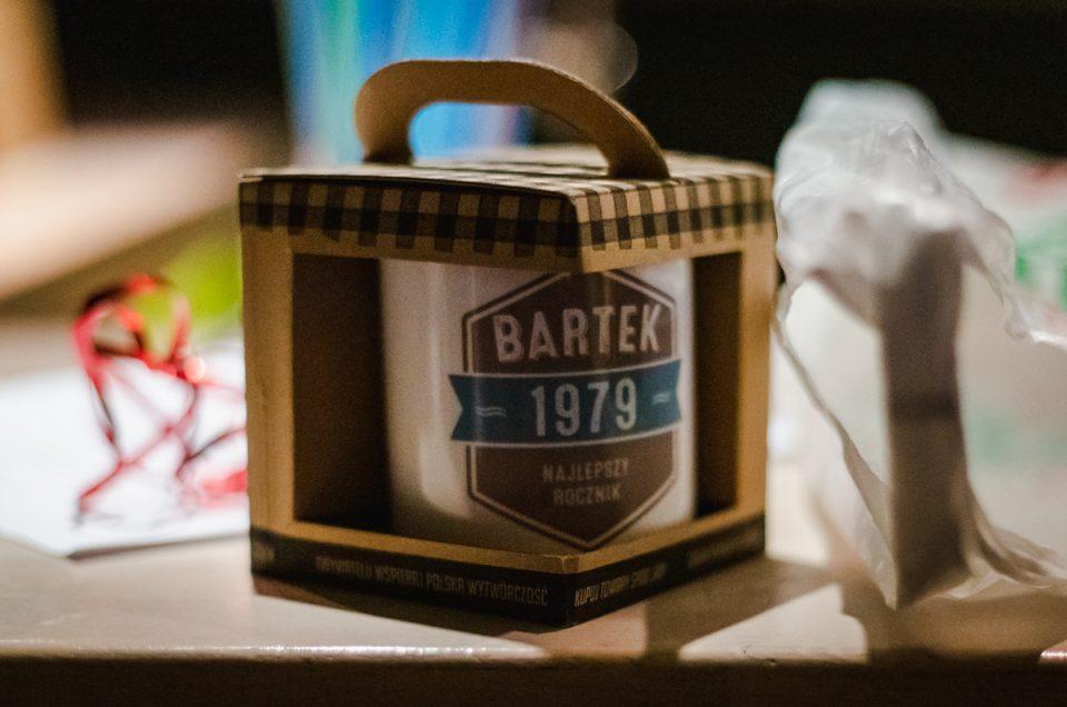 Zabezpieczony: 40 urodziny Bartka